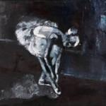 "Veronika Plaude ""Balerīna"", k/a, 120x80, 2016."