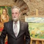 """Gleznotāja Jura Ģērmaņa kataloga """"Sievietes. Akti. Sievietes"""" prezentācija 01.02.2013"""
